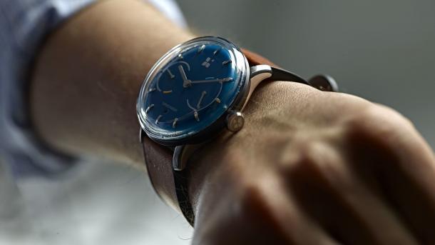 Kickstarter-Smartwatch verspricht endlose Laufzeit dank kinetischer Energie