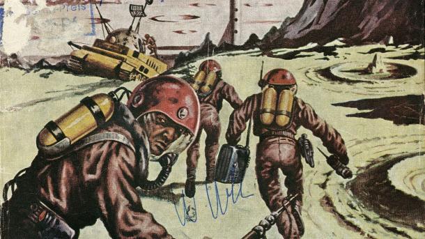 Vor 50 Jahren: Perry Rhodan floppt auf der Leinwand