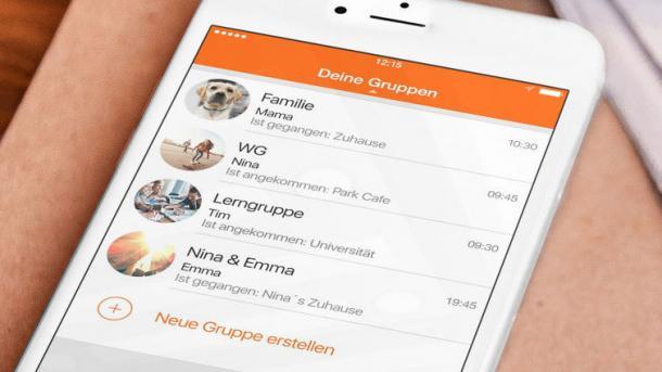 Daimler übernimmt Ortungs-App Familonet