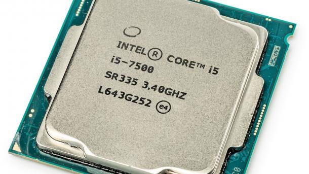 Intel Core i5-7500 Kaby Lake