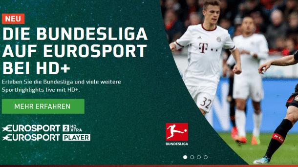 HD+ Eurosport