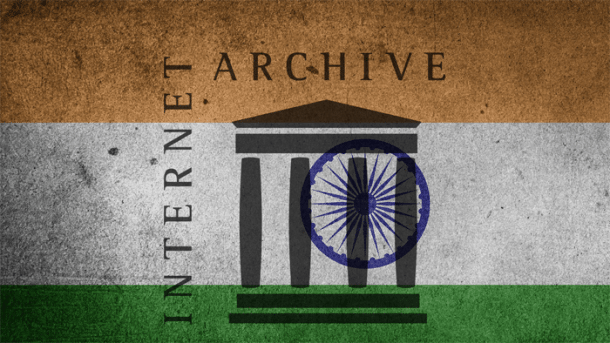 Internet Archive in Indien gesperrt – kein Grund angegeben