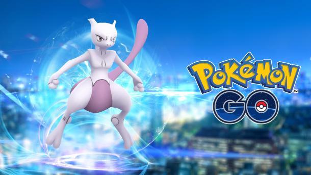 Pokémon Go: Exklusive Raid-Kämpfe gegen Mewtu