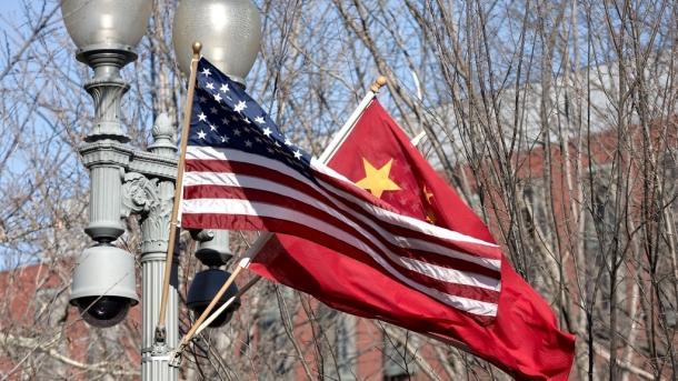 China und die USA steuern auf schweren Handelskonflikt zu