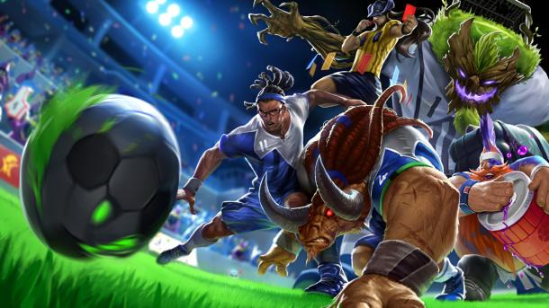 Skin in League of Legends: Fußballstar Edgar Davids bekommt Schadensersatz