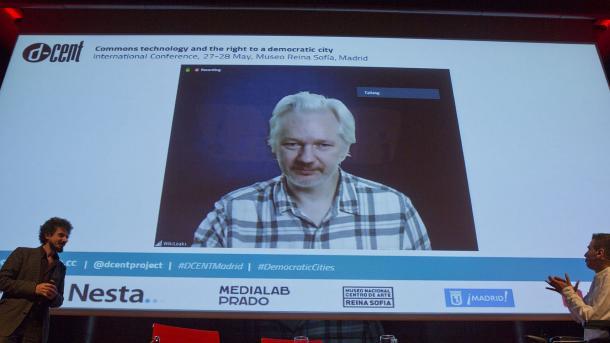 Julian Assange: Mediale Wucht für Wikileaks wichtiger als Transparenz