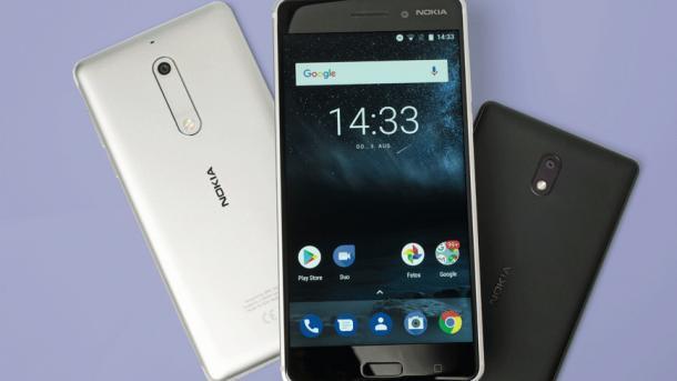 Nokia-Comeback: Große Ziele trotz langweiliger Smartphones