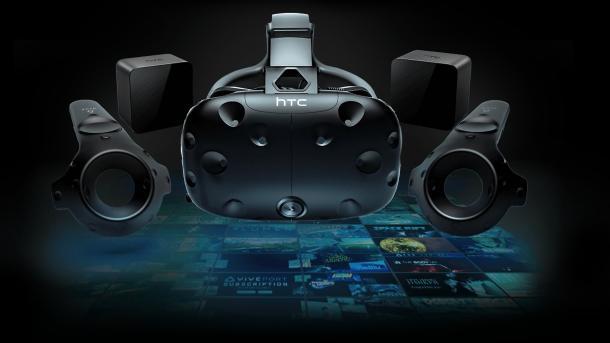 Jetzt auch HTC Vive günstiger: Preiskampf der VR-Brillen-Hersteller