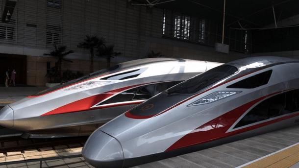 Schnellster Zug der Welt darf bald wieder mit Höchstgeschwindigkeit durch China rasen