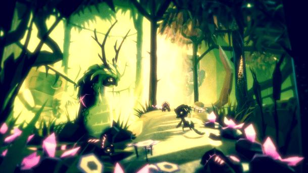 EA Originals Fe: Zelda trifft auf Shadow of the Colossus