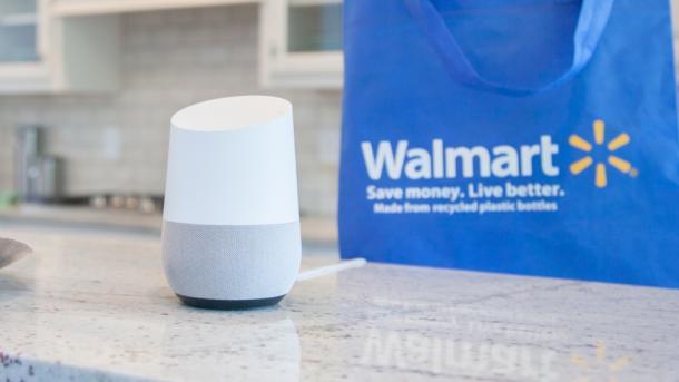 Wal-Mart und Google bündeln Kräfte im Kampf gegen Amazon