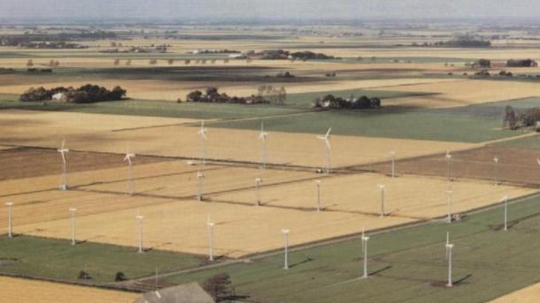 Deutschlands erster Windpark – vor 30 Jahren begann die Energiewende