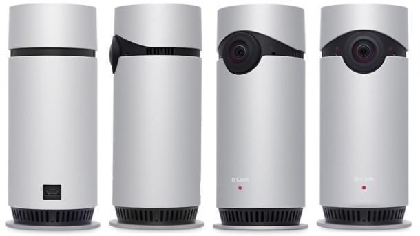 Omna 180: HomeKit-Kamera von D-Link wird deutlich funktionabler