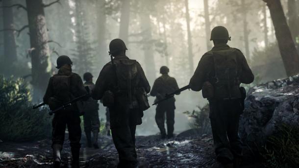 Call of Duty – WW2 angespielt: Willkommen auf dem Battlefield