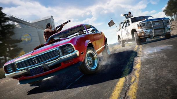 Far Cry 5 angespielt: Ein Hundeleben