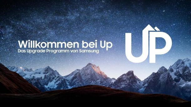 """Treue-Programm Samsung """"Up"""": Jedes Jahr ein neues Smartphone"""