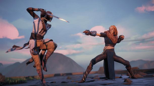 Absolver angespielt: Beat'em up überzeugt mit innovativem Kampfsystem