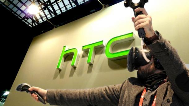 HTC führt Gespräche über möglichen Verkauf der VR-Sparte