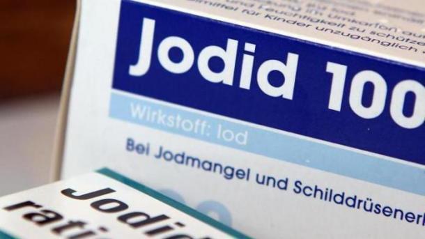 Jod-Verteilung beginnt: Region Aachen sorgt für Atom-Ernstfall vor