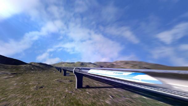 Schneller als der Hyperloop: China will 4000 km/h schnellen Zug entwickeln