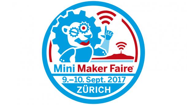 Mini Maker Faire Zürich 2017