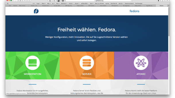 Domain Name Service: Zone von Fedoraproject.org offenbar repariert
