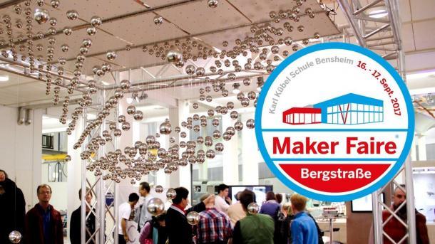 Maker Faire Bergstraße 2017