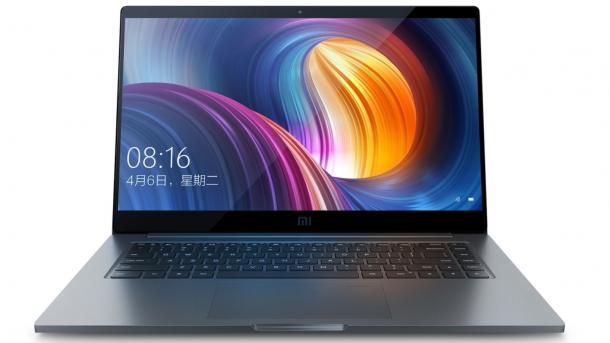 Xiaomi Notebook Pro: Geklontes Macbook Pro für China