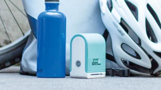 PocketDefi: Startup will mobile Defibrillatoren überall hinbringen
