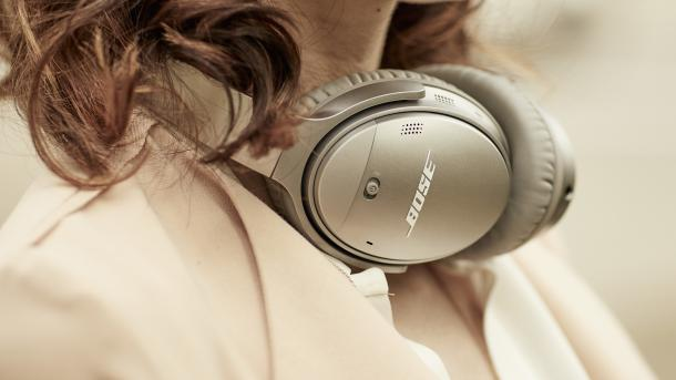 Bose QC35 II: Neuer ANC-Kopfhörer unterstützt Google Assistant