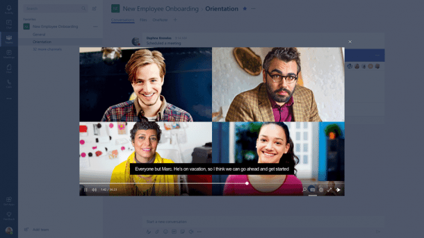 Microsoft Teams ersetzt Skype for Business