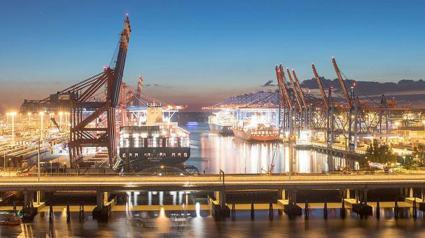 Hamburger Hafen testet nächsten Mobilfunk-Standard 5G
