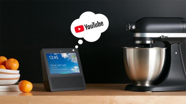 Streit zwischen Google und Amazon: Kein YouTube auf Echo-Gerät