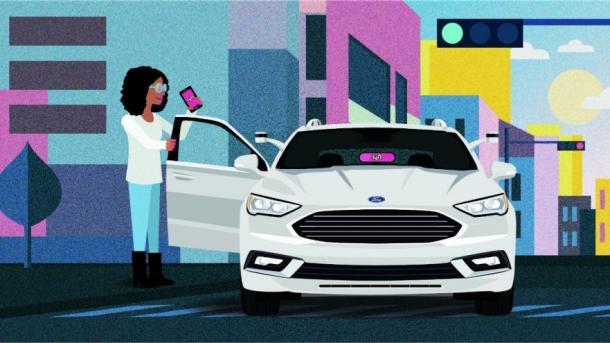 Ford will selbstfahrende Autos beim Uber-Rivalen Lyft vermitteln