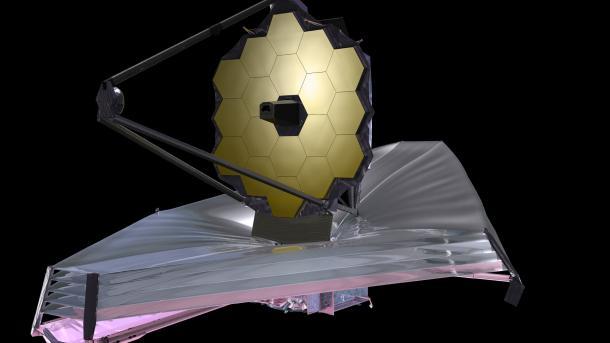 Hubble-Nachfolger: NASA verschiebt Start des James-Webb-Weltraumteleskops