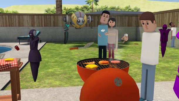 Microsoft kauft Second-Life-Klon AltspaceVR