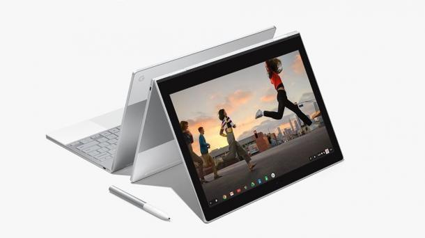 Googles Pixelbook: Das schlankes Flaggschiff-Chromebook mit Stift