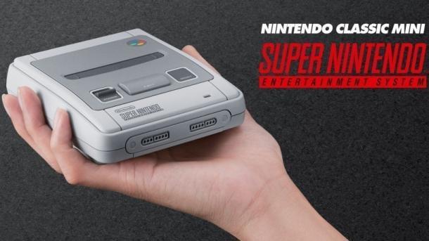 Nintendo SNES Classic Mini: Mehr Spiele per Hack