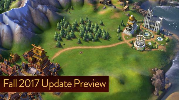 Civilization VI: Großes Herbst-Update bringt neue Religionen und bessere K.I.