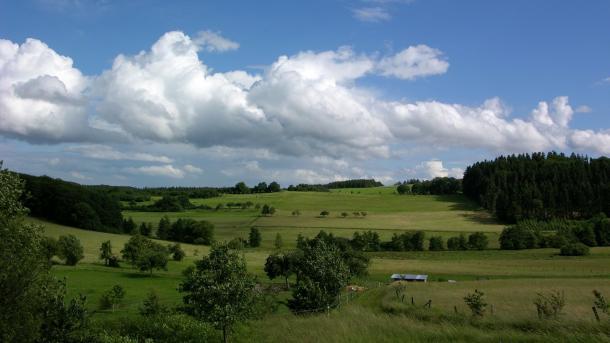 Westerwald, Dorf, Provinz