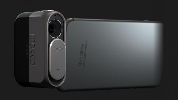 DxO One: iPhone-Kameramodul erscheint für Android-Geräte