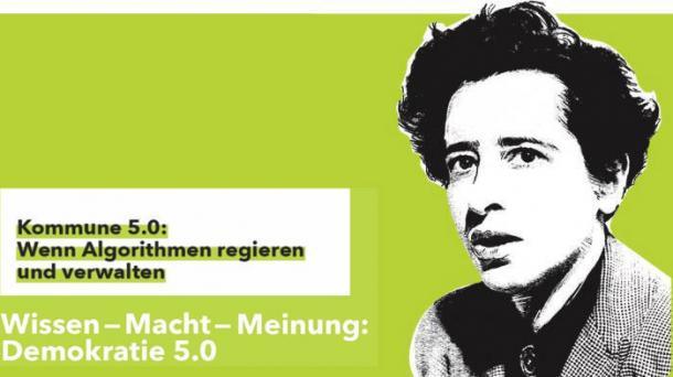 20. Hannah-Arendt-Tage: Die wundersame Datenvermehrung – Überwachung und IT