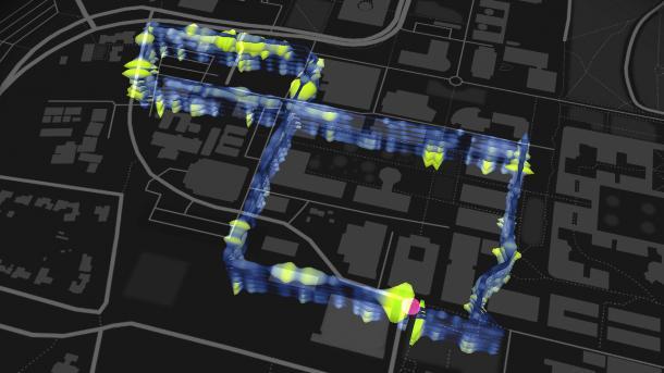 Glasfaserleitungen als Sensoren für Erdbeben