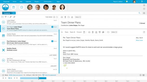 IBM findet Lösung für Notes, Domino und Sametime