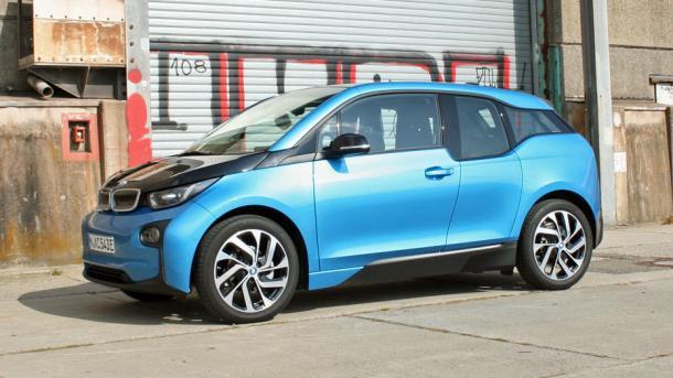 BMW rechnet mit wachsenden Gewinnmargen bei Elektroautos