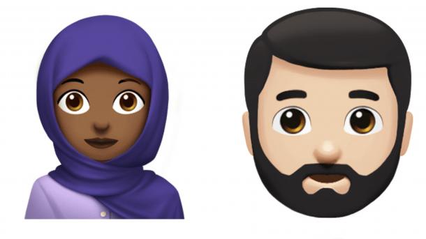 Emoji iOS 11.1