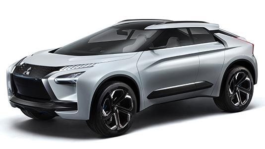 Elektroautos: Prototyp für Crossover-SUV soll Mitsubishis Strategie verkörpern