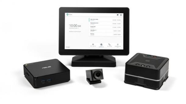 Meet: Google schnürt ein Hangouts-Paket für Unternehmen