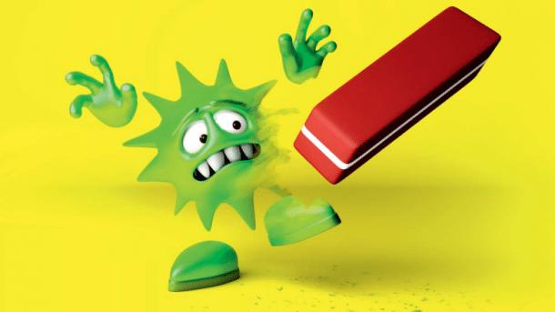 Sonderheft c't wissen Desinfec't 2017/18 mit USB-Stick