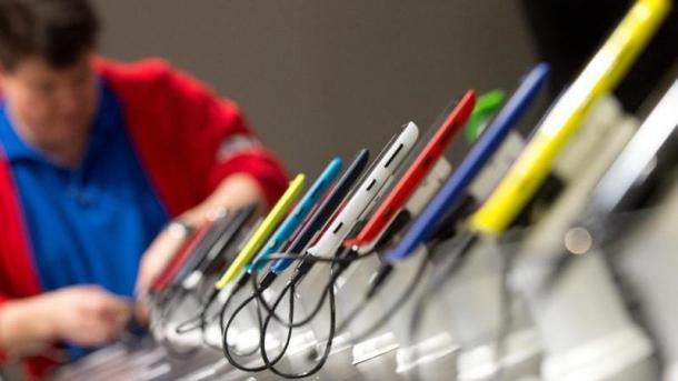 Smartphone-Markt: Weiterhin deutliches Wachstum